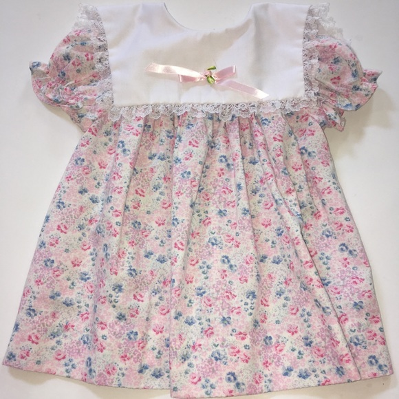 Girls' Clothing (0-24 Months) Baby Baby Girls Dresses 6-9 Months